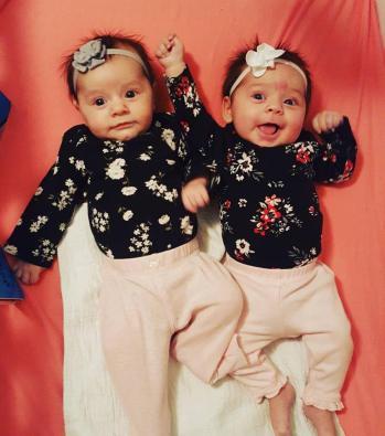 BABIES flower shirts